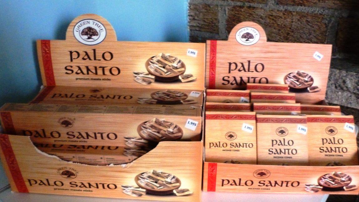 Bienfaits de l'encens Palo Santo